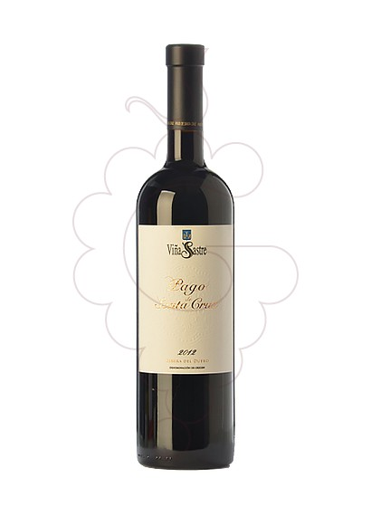 Photo Viña Sastre Pago Santa Cruz red wine