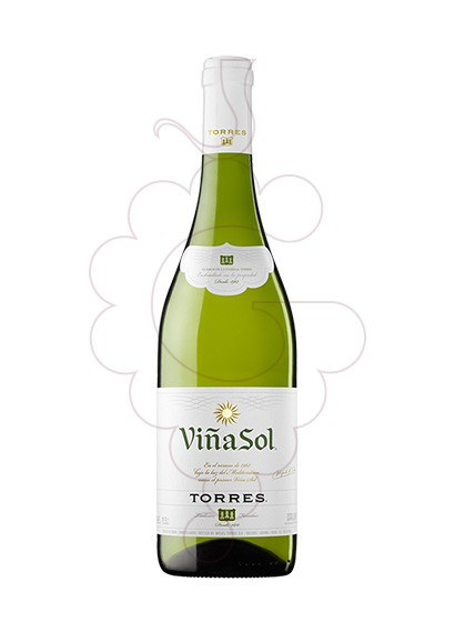 Photo Viña Sol Blanc Sec  white wine