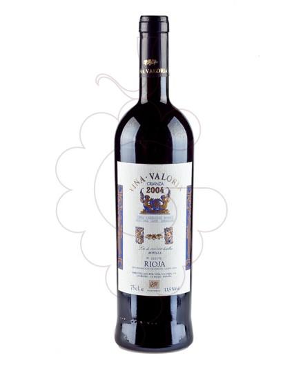 Photo Viña Valoria Crianza red wine