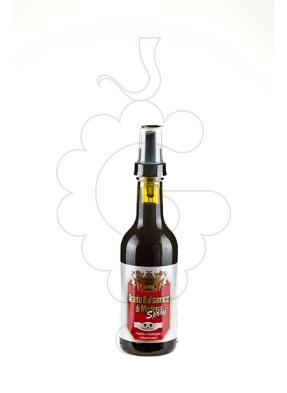 Photo Vinegars Aceto Balsamico Modena Balsarum Spray