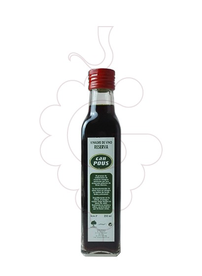 Photo Vinegars Vinagre Despensa Can Pous Reserva