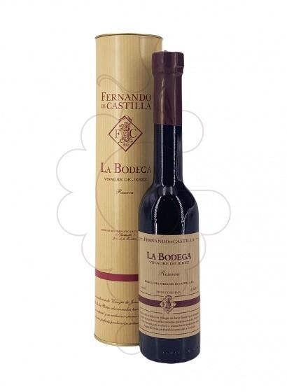 Photo Vinegars Fernando Castilla Vinagre Reserva