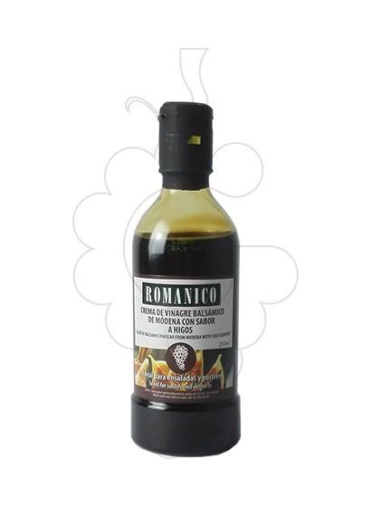 Photo Vinegars Románico Crema Vinagre Higos
