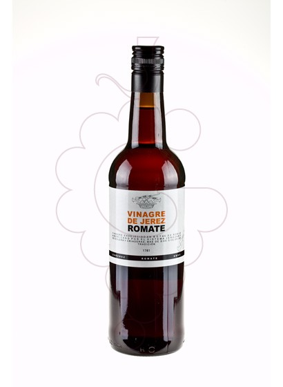 Photo Vinegars Vinagre Jerez Romate