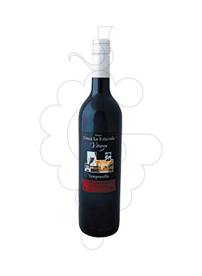 Photo Viñanza Negre Tempranillo red wine