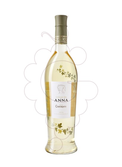 Photo Viñas de Anna Blanc de Blancs white wine