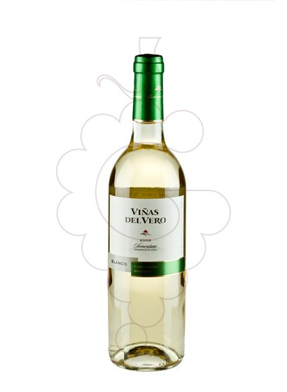 Photo Viñas del Vero Blanc white wine
