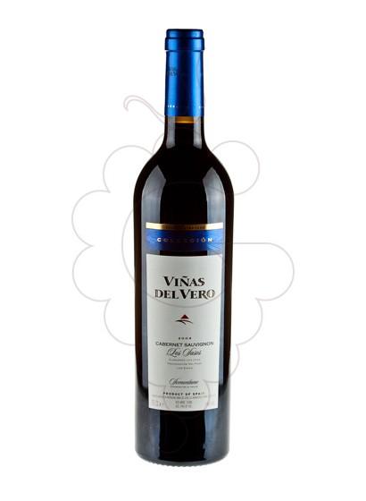 Photo Viñas del Vero Cabernet Sauvignon Colección red wine