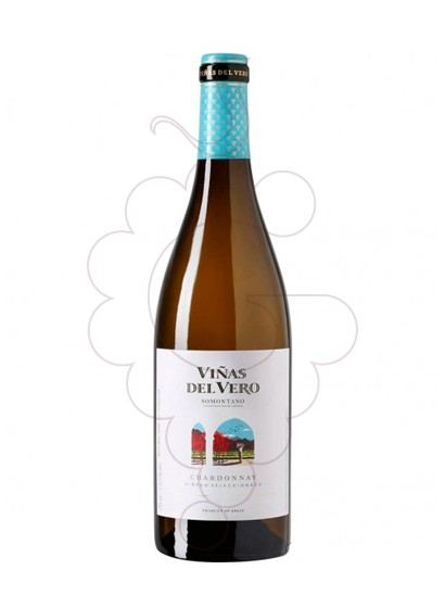Photo Viñas del Vero Chardonnay white wine