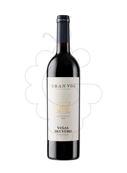 Photo Viñas del Vero Gran Vos Reserva red wine