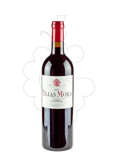 Photo Viñas Elias Mora red wine