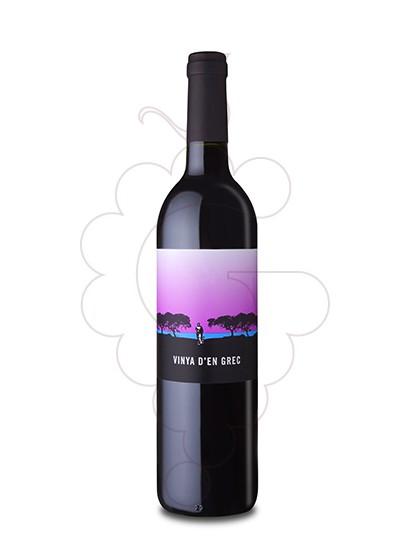 Photo Vinya d'en Grec Negre red wine