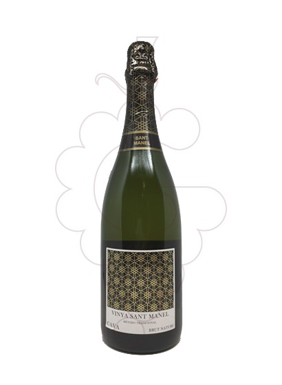 Photo Vinya Sant Manel Brut Nature sparkling wine