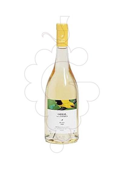 Photo Vinyes dels Aspres Oriol Blanc white wine