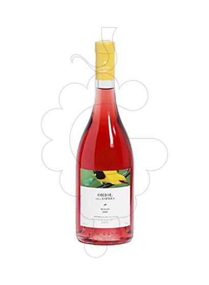 Photo Vinyes dels Aspres Oriol Rosat rosé wine