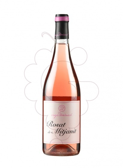 Photo Rosé Vinyes Domènech rosé wine