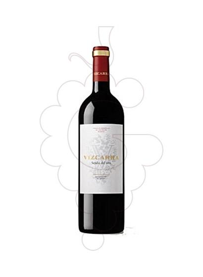 Photo Vizcarra Senda del Oro red wine