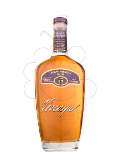 Photo Rum Vizcaya 12 Years
