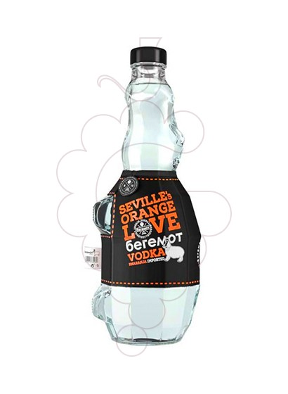 Photo Vodka Beremot Seville Orange