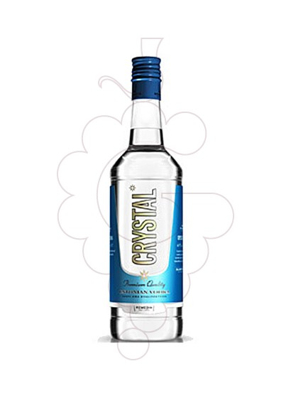 Photo Vodka Crystal Premium