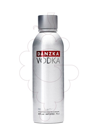 Photo Vodka Danzka