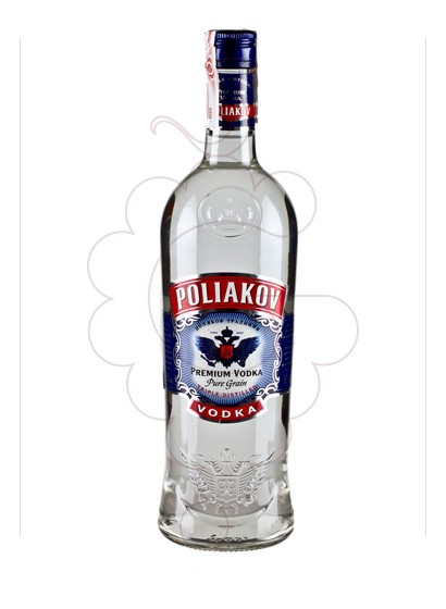 Photo Vodka Poliakov