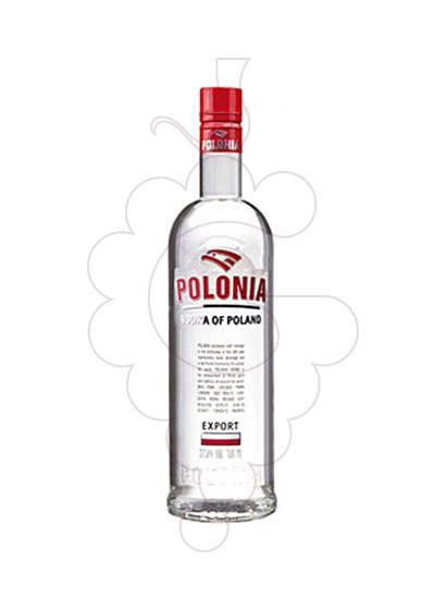 Photo Vodka Polonia