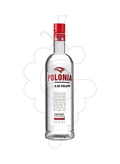 Photo Vodka Polonia