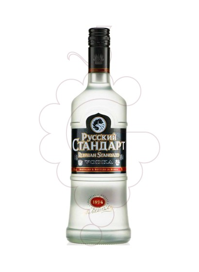 Photo Vodka Russian Standard