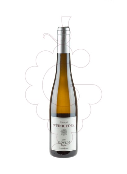 Photo Weinrieder Riesling Eiswein fortified wine