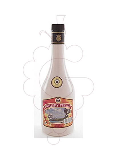 Photo Liqueur Whisky Peche 27