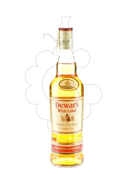 Photo Whisky White Label Dewar's