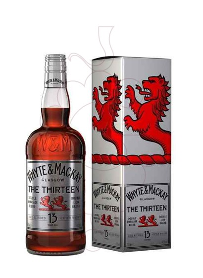 Photo Whisky Whyte & Mackay the Thirteen 13