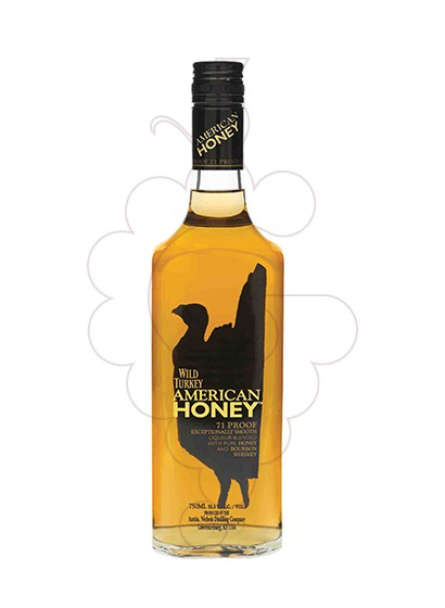 Photo Liqueur Wild Turkey Honey