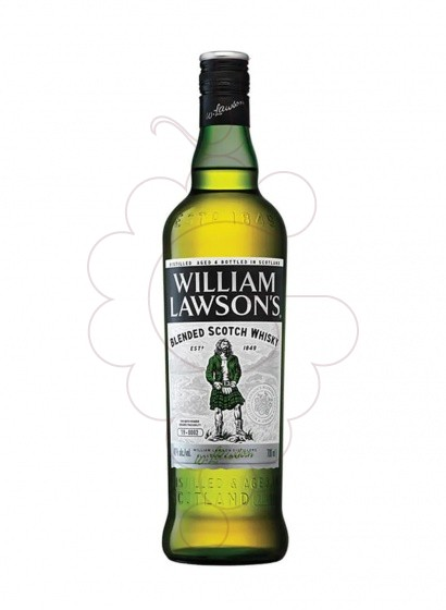 Photo Whisky William Lawson's