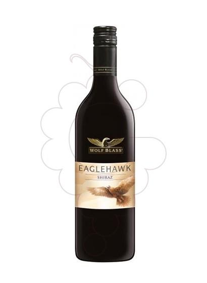 Photo Wolf Blass Eaglehawk Shiraz red wine