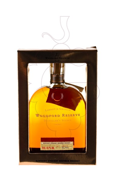Photo Whisky Woodford Reserve (Kentucky Bou.)