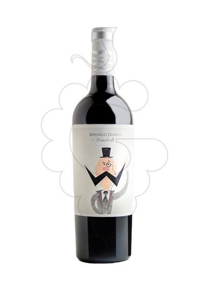 Photo Wrongo Dongo red wine