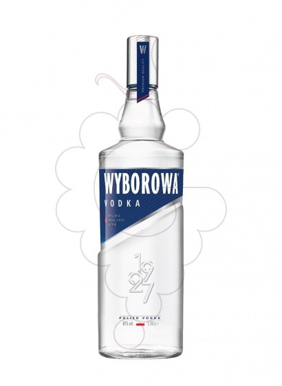 Photo Vodka Wyborowa