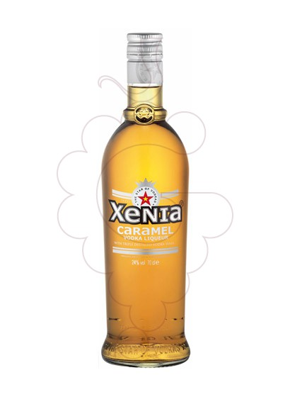 Photo Liqueur Xenia Caramel