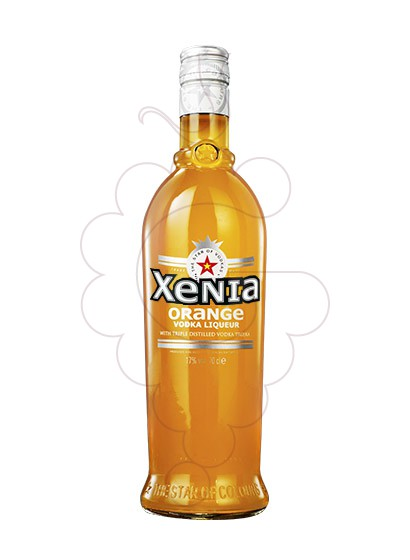 Photo Liqueur Xenia Orange
