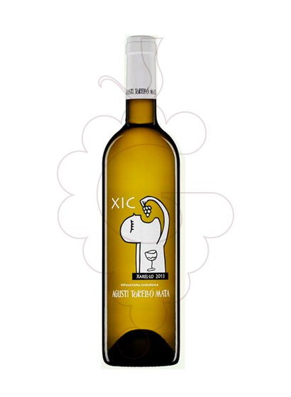 Photo Xic Xarel.lo white wine