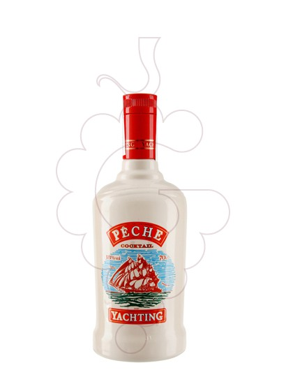 Photo Liqueur Yachting Whisky Peche