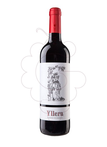 Photo Yllera Crianza red wine
