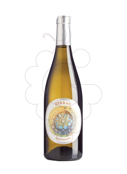 Photo Zerran Blanc Garnatxa  white wine
