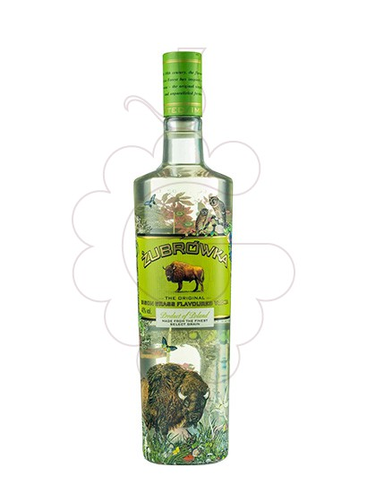 Photo Vodka Zubrowka